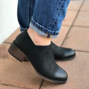 The RECALL Black Ankle Booties